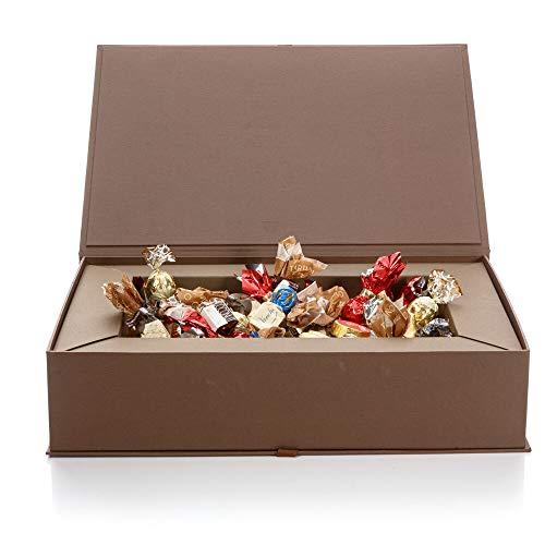 Venchi Elegante Scatola con Cioccolatini Assortiti, 1500 gr