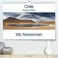 Chile Atacama Wueste - XXL Panoramen (Premium, hochwertiger DIN A2 Wandkalender 2022, Kunstdruck in Hochglanz): Impressionen aus der Atacama, der trockensten und aeltesten Wueste der Erde (Monatskalender, 14 Seiten )