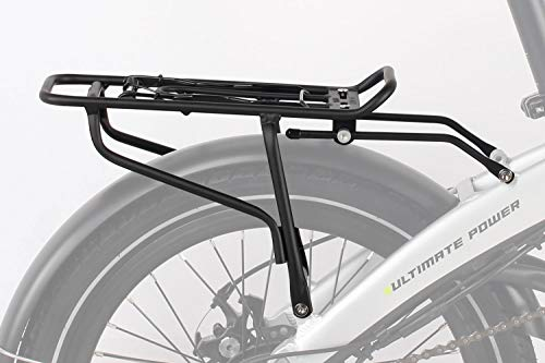 Kawasaki Portaequipajes para bicicleta plegable.