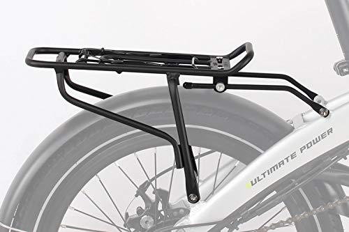 Kawasaki - Portaequipajes para Bicicleta Plegable