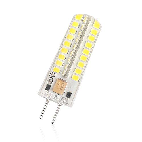 Haavpoois LED-lampen, SMD2835, fitting GY6.35, 7 W, lampenkap, bureaulamp, geïntegreerde lamp voor thuis (koud wit) 1 Koel wit