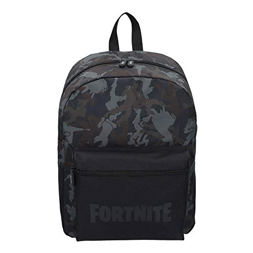 Fortnite 77091 rugzak voor tablets, camouflage, 32 x 42 cm