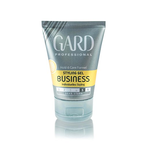 5Pack Gard Business Styling Gel in Reisegröße 5x 30ml