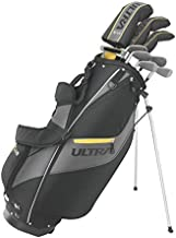 Wilson Golf Ultra Plus Package Set, Men's Right Handed, Regular Carry