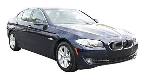 2013 BMW 528i, 4-Door Sedan Rear Wheel Drive ...