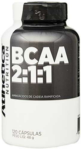 Bcaa Pro Series - 120 Cápsulas - Atlhetica Nutrition, Athletica Nutrition