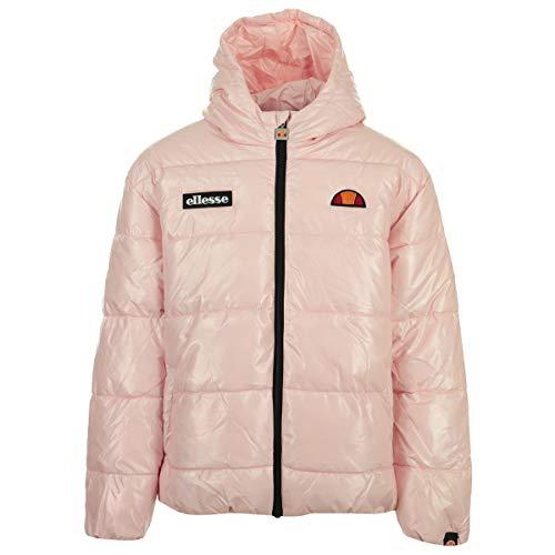 ellesse Valina Quilted Jacket Mädchen Jacke M Schillernd Pink (pinkiridis)