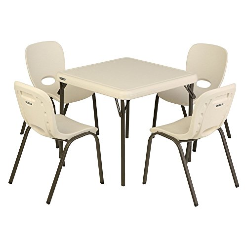 Lifetime Children's 5 Piece Table and Chair Set