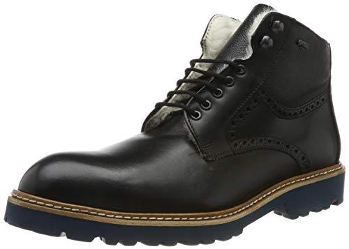 LLOYD Herren Villod Gore-tex Klassische Stiefel, Schwarz (Schwarz 0), 47 EU