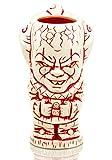 Beeline Creative Geeki Tikis IT Pennywise Mug | Ceramic Tiki Style Cup | Holds 27 Ounces