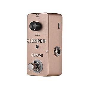 Effektpedal Mini Gitarren-Loop Looper Pedal Max.5 Minuten Aufnahmezeit unbegrenzt Overdubs Full Metal Shell Musikinstrumente & DJ-Equipment ( Color : 1 )