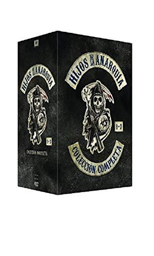 Hijos De La Anarquia Temporada 1-7 [DVD]
