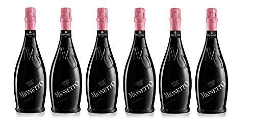 Mionetto Sergio Rosé Spumante Extra Dry [ 6 FLASCHEN x 750ml ]