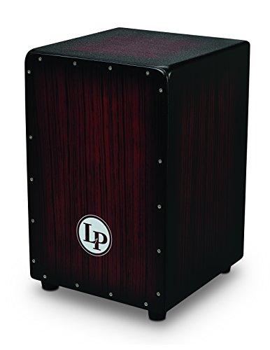 LP Aspire Accents Wire Cajon Dark Wood Streak LPA1332-DWS review