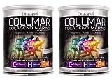 Drasanvi Collmar Collagen Magnesium + Hyaluronic Acid Vanilla Flavor - 300 gr (Pack 2 u.)