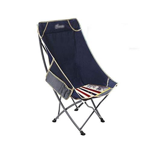 Liegestuhl,Klappstühle zum Angeln Liegestuhl,Tragbare Liegestühle für Strand Sun Garden Camping Liegestuhl Liegestuhl