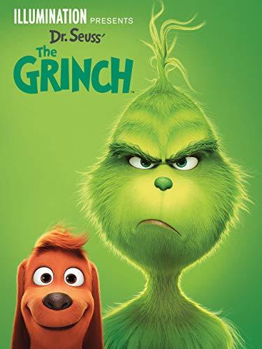 Illumination Presents: Dr. Seuss' The Grinch (4K UHD)