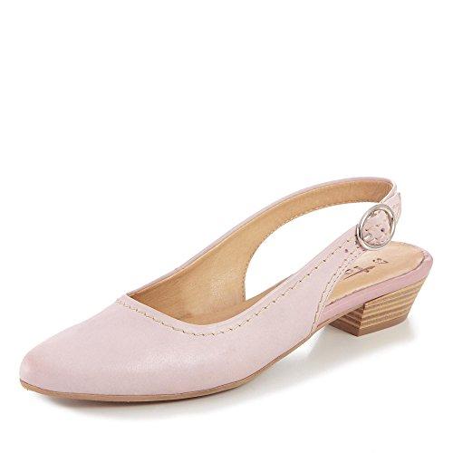 Tamaris Tamaris Damen 29400 Slingback, Pink (Rose Leather 531), 37 EU