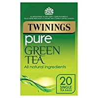 [Twinings] トワイニンググリーンティー20ティーバッグ50グラム - Twinings Green Tea 20 Tea Bags 50G [並行輸入品]