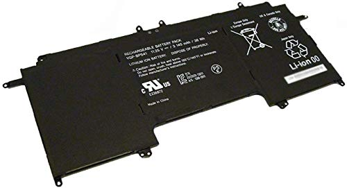 Fully VGP-BPS41 Replacement Battery Compatible with Sony Vaio Flip 13...