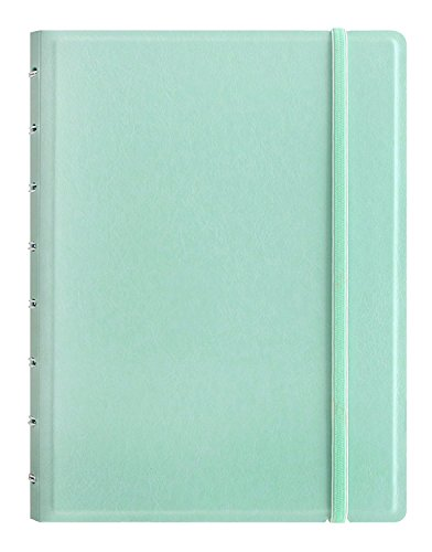 Filofax 115052 Notebook, Classic Duck Egg, A5