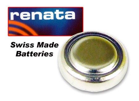 Batterie renata 395 sR927SW oxyde d'argent sWISS électronique 1,55 v