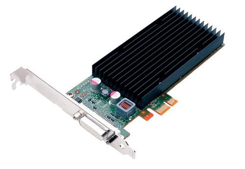 PNY VCNVS300X1VGABLK-1 NVIDIA NVS 300 0.5GB scheda video