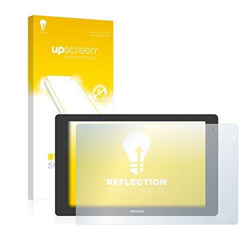 upscreen Entspiegelungs-Schutzfolie kompatibel mit Archos Oxygen 101b – Anti-Reflex Bildschirmschutz-Folie Matt
