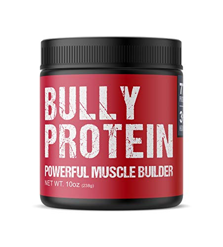 PetExcellent Bully Muscle Builder | Dog Protein Powder | Weight Gainer for Your Bully, Pitbull, Frenchies, or More | 283g 60 Servings 30 Day Supply