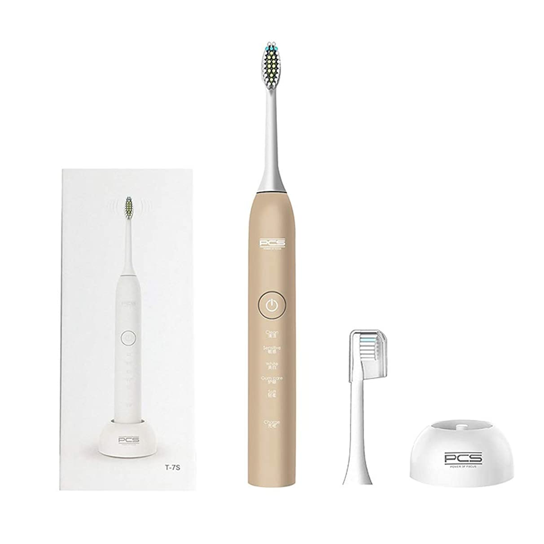 改善する製品取り替える歯科治療 世帯の歯ブラシの電気カップルを白くする柔らかい毛を満たすスマートな音波の電動歯ブラシの大人 (Color : D)
