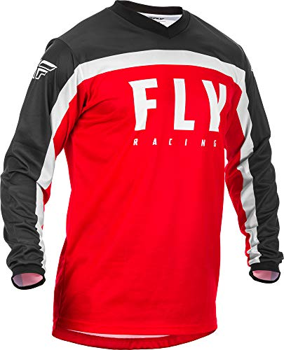 Fly Racing 2020 F-16 Jersey (XX-Large) (RED/Black/White)