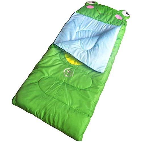 ZHANG Saco De Dormir Ultraligero para Niños Saco De Dormir para Acampar para Niños Saco De Dormir para Niños Cama De Vacío para Acampar Accesorios para Acampar,Large