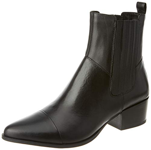 Vagabond Damen Marja Chelsea Boots, Schwarz Black 20, 38 EU