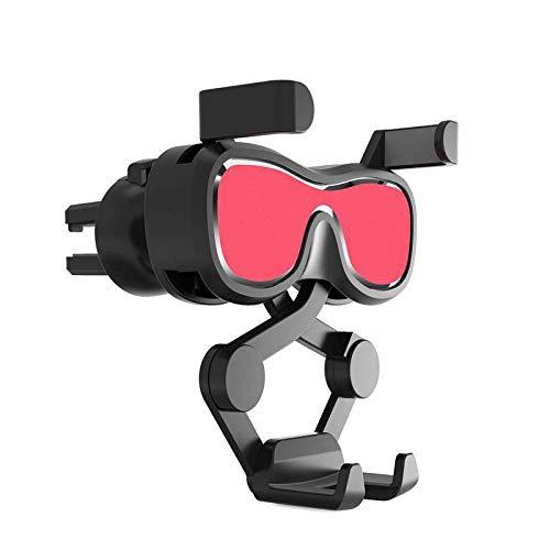 Gravity Handyhalter Auto Aromatherapie Kreative Navigation Halterung Auto Brillenhalter Luftauslass Parfüm Autohalter