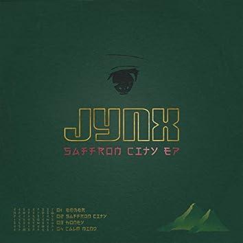 Saffron City EP