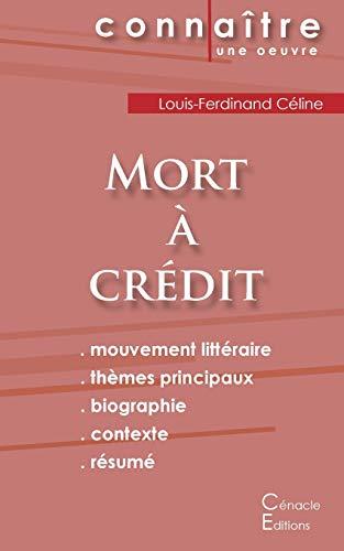 Fiche de lecture Mort à crédit de Louis-Ferdinand Céline (analyse littéraire de référence et résumé complet)
