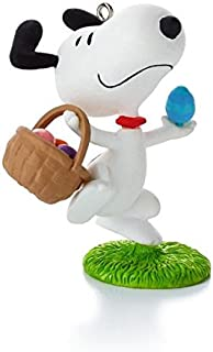 Hallmark Keepsake Ornament The Peanuts Gang It's The Easter Beagle 9th in Series 2013