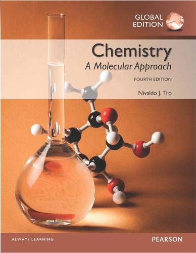 Tro, N: Chemistry: A Molecular Approach, Global Edition