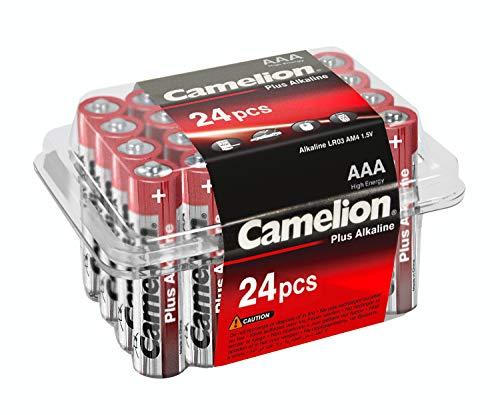 Camelion LR03 AAA Micro Plus bateria alkaliczna (24 sztuki)