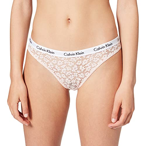 Calvin Klein Damen Bikini Unterwäsche, Nymphen-Oberschenkel, Medium