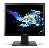 Acer V176Lb Monitor da 17', Display SXGA (1280x1024), Frequenza 75 Hz, Formato 5:4, Contrasto 100M:1, Luminosità 250 cd/m², Tempo di Risposta 5 ms, VGA, Nero (Ricondizionato)