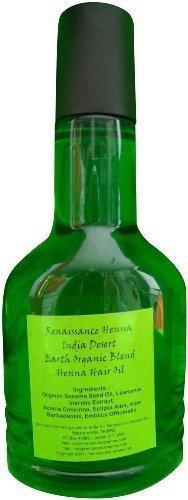 Organisch Ayurvedic Henna Öl