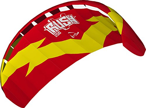 HQ Powerkites Lenkmatte Lenkdrachen Rush V 250 R2F Kite 2015