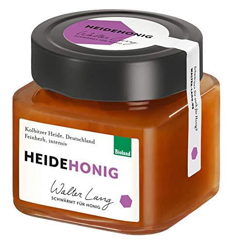 Walter Lang Heidehonig, BIOLAND, Deutschland, 275g