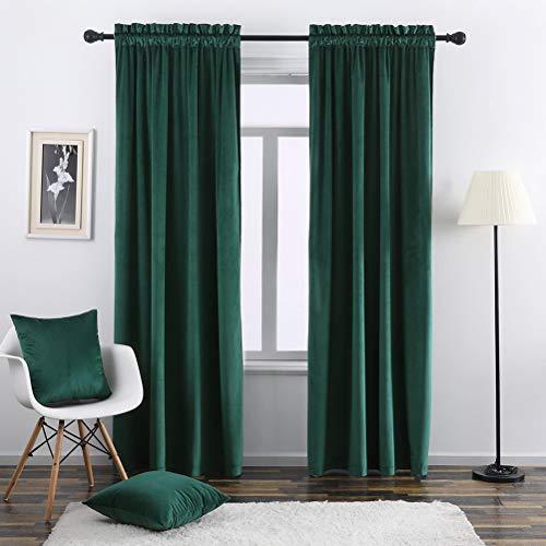 cortina verde fabricante Twin Six