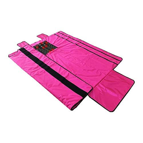 Pingjia - Manta de sauna por infrarrojos lejanos, manta tér