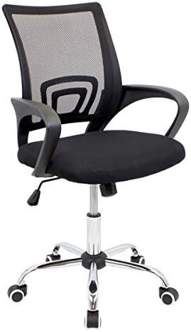 Sillas de escritorio con ruedas baratas