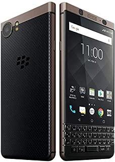 Blackberry KEYONE64GB4GB 4.5 Inch BlackBerry Keyone Bronze Edition Dual SIM - 64GB, 4GB RAM, 4G LTE, En-Ar Keyboard, Bronze - Brown