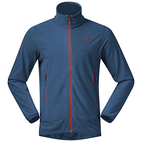 Bergans Lovund Fleece Jacket Men - Funktionsfleece