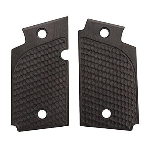 Hogue 98129 Sig P938 Ambidextrous Extreme Series Grip, Ambidextrous, Pirahna G10 Solid Black